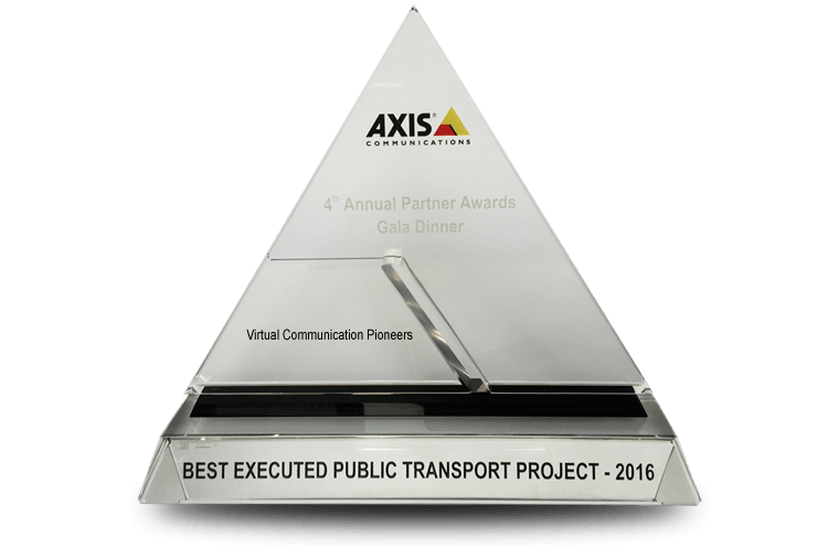AXIS ANNUAL PARTNER AWARDS